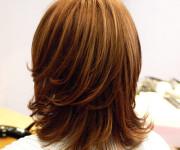 каскад на средние волосы 2015-2016 фото 1