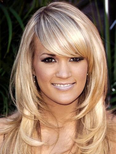 Стрижка каскад на средние волосы фото | Женский
