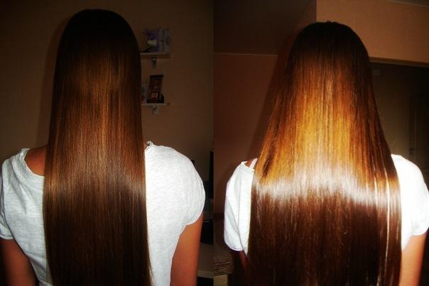 ламинирование волос в домашних условиях фото