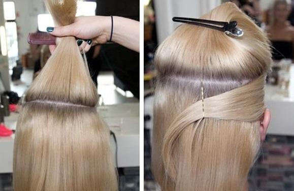 офисная прическа для коротких волос