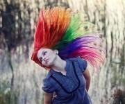 экстремальное тонирование волос фото 1