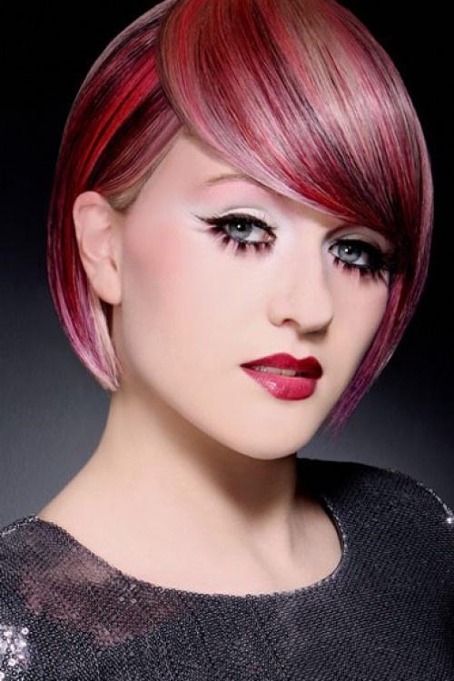 Мелирование на темные волосы с фото