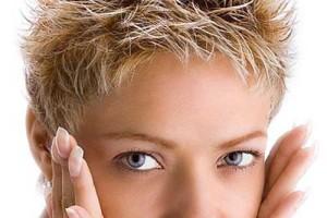 фото женских коротких стрижек 6