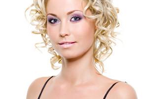 локоны на средние волосы фото 4