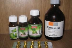 димексид для волос, инструкция по применению