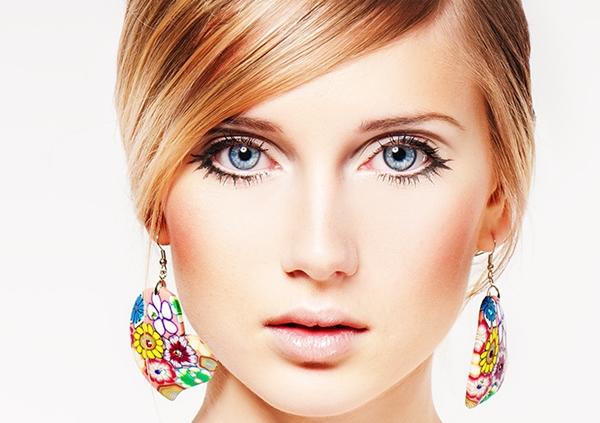 как сделать повседневный макияж глаз
