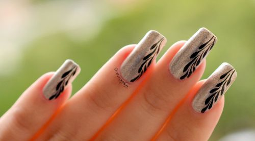 рисунки на ногтях фото 7