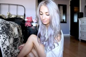 пепельный цвет волос фото 9