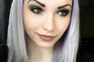 пепельный цвет волос фото 1