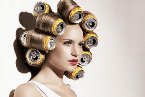 как накрутить волосы на термобигуди